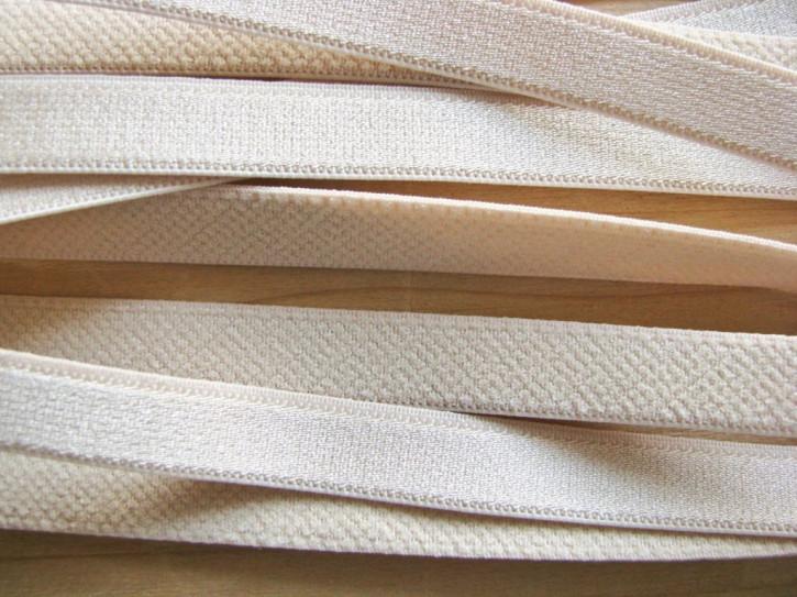 5m Satin-Träger-Gummi in heller hautfarbe/skin Fb0600