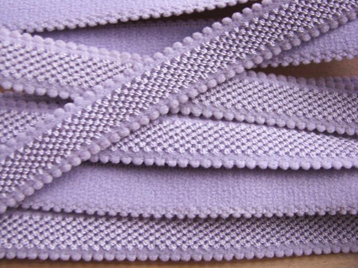 5m Schmuck-Träger-Gummi/Schulterband in hellem milka Fb0009