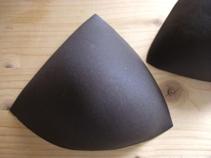 1 Paar BH-Körbchen/Schalen in mocca Fb0395 - Gr.48