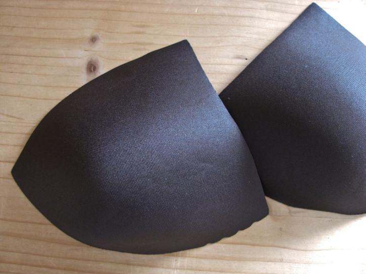 1 Paar BH-Körbchen/Schalen in mocca Fb0395 - Gr.46