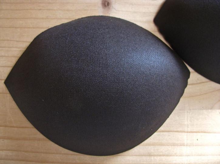 1 Paar BH-Körbchen/Schalen in mocca Fb0395 - Gr.42