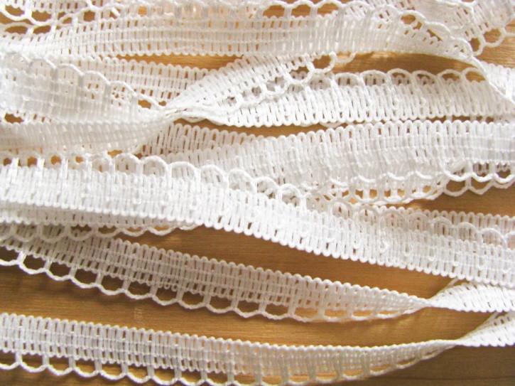 6m Wäschegummi in off-white/winterweiß Fb1000