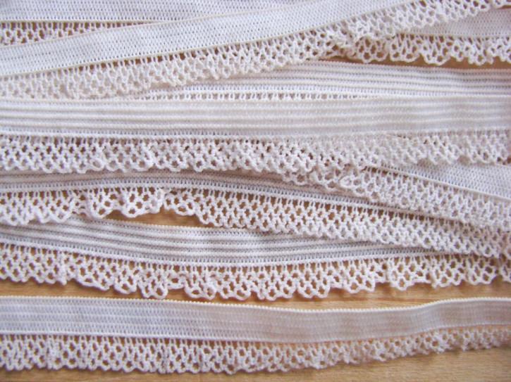 6m Schmuck-Wäschegummi in naturell/skin Fb0600