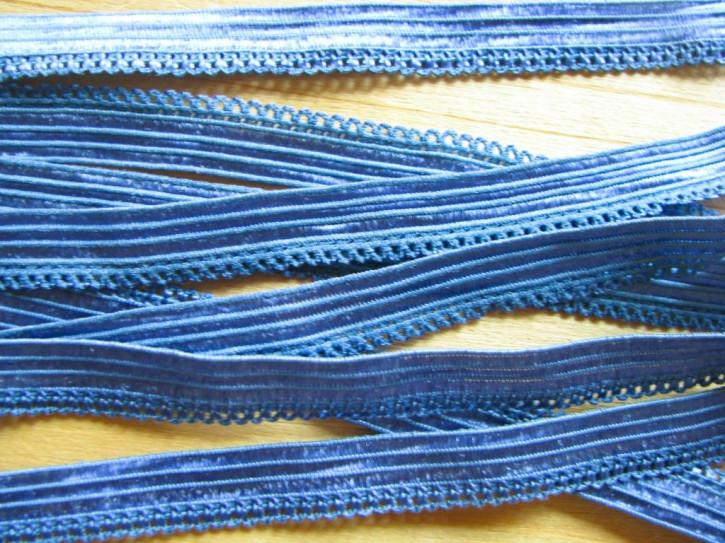 6m Wäschegummi in kobalt-blau Fb1303