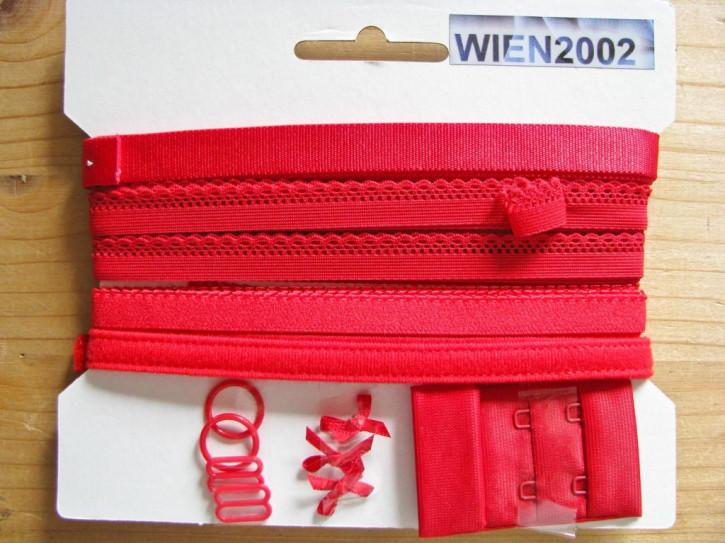 Kurzwarenpaket in mohn-rot Fb0102