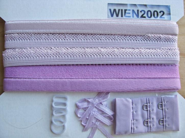 Kurzwarenpaket in orchidee Fb0057