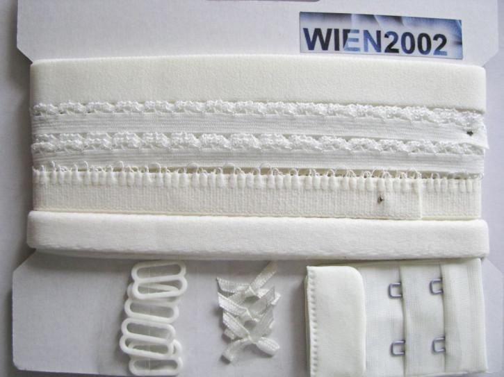 Kurzwarenpaket in off-white/h.ecru Fb1451