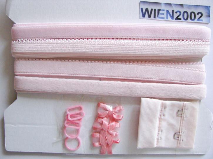 Kurzwarenpaket in Kurzwarenpaket in zartem Rosa Fb0082