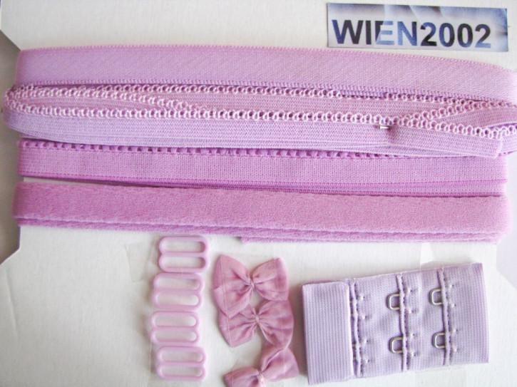 Kurzwarenpaket in Kurzwarenpaket in orchidee Fb0057