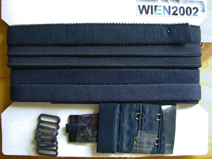 Kurzwarenpaket in d.blau/abend-blau Fb0810