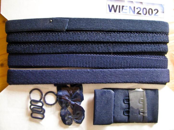 Kurzwarenpaket in nacht-blau/d.blau Fb0821