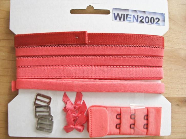 Kurzwarenpaket in melone Fb1402