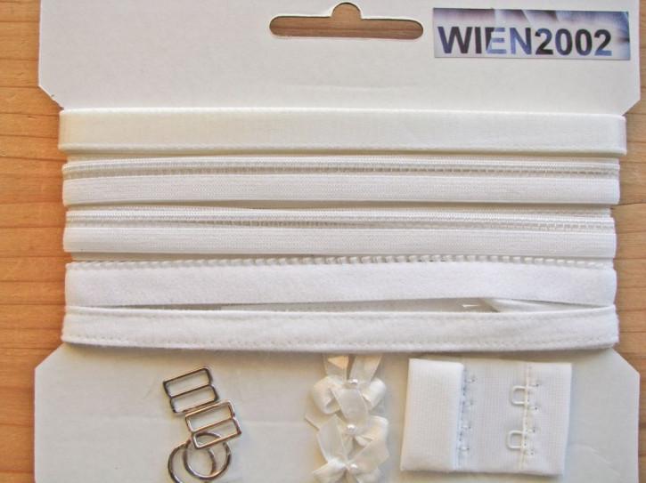 Kurzwarenpaket in weiß Fb2000