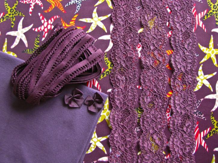 "1 Pkt. Materialpaket ""Colorful starfish"" - Slipset"