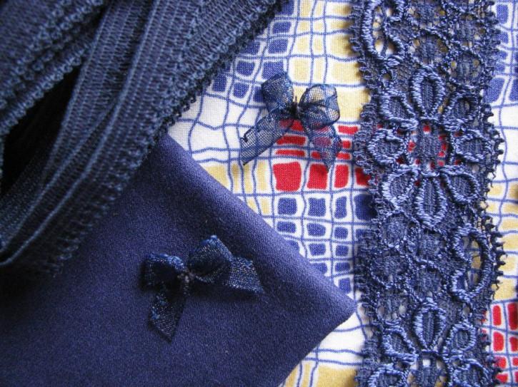"1 Pkt. Materialpaket ""Crazy Lace"" - Slipset"