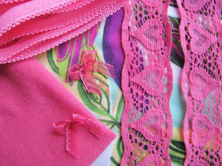 """1 Pkt. Materialpaket """"Colorful Leaves"""" - Slipset"""