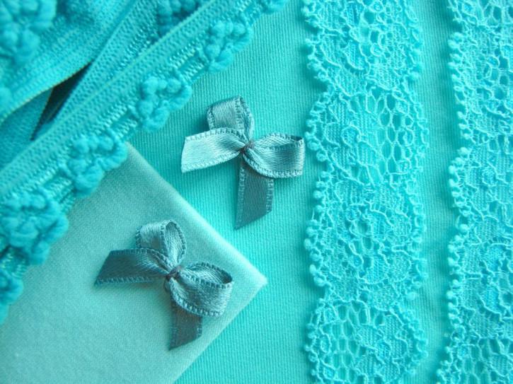 """1 Pkt. Materialpaket """"Pool-Blue"""" - Slipset"""