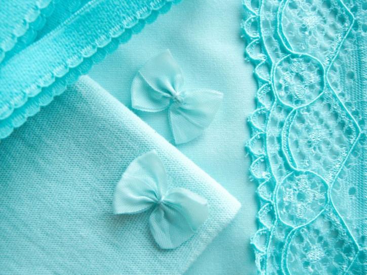 "1 Pkt. Materialpaket ""Turquoise Wonder"" - Slipset"