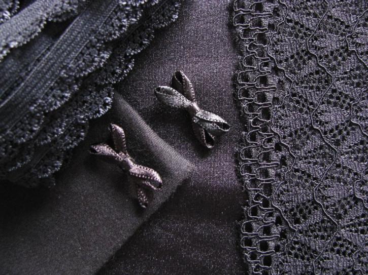 """1 Pkt. Materialpaket """"Black is Black"""" - Slipset"""
