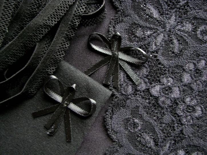 """1 Pkt. Materialpaket """"Black Butterfly"""" - Slipset"""