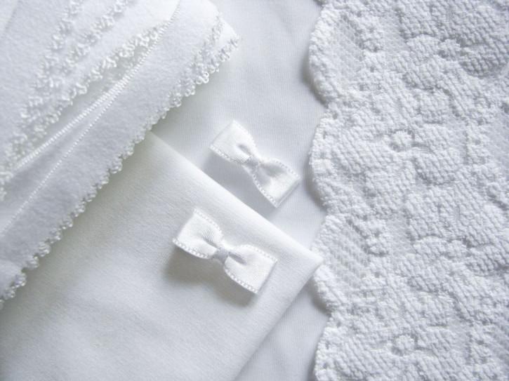 "1 Pkt. Materialpaket ""Snow Flowers"" - Slipset"