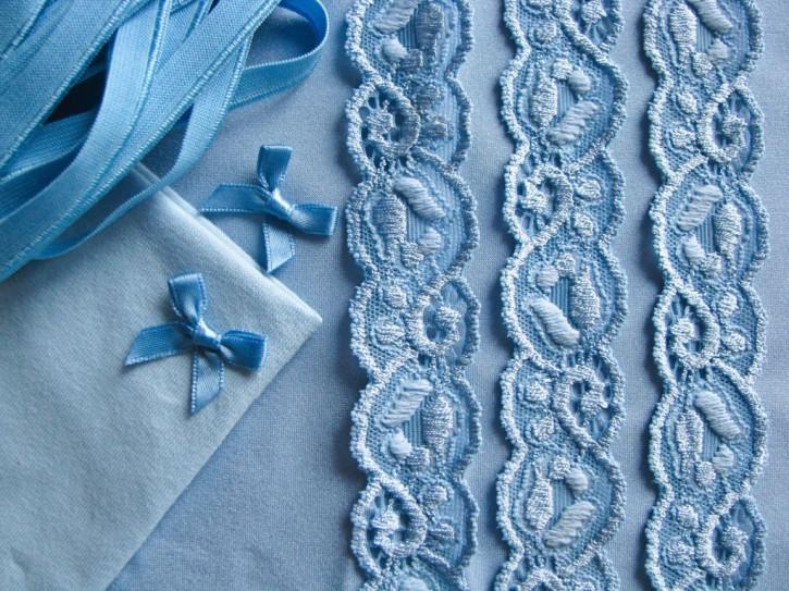 """1 Pkt. Materialpaket """"Blue Sky"""" - Slipset"""