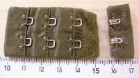 BH-Verschluss - safarie-grün/oliv