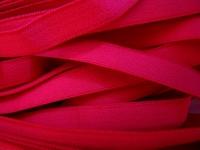 10m zarter Wäsche-Gummi in nelken-rot Fb0629