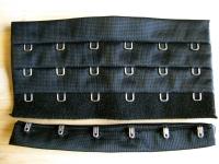 BH-Verschluss - schwarz Fb4000