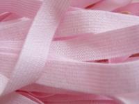 6m zarter Dekollete Gummi in baby-rosa Fb1056