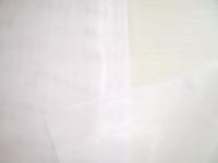 1m Charmeuse unelastisch rein-weiß Fb2000