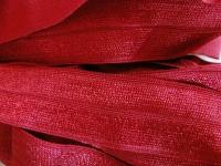 6m Falzgummi in kräftiges kirsch-rot Fb0105