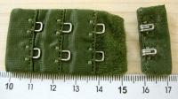 BH-Verschluss - dunkles lorbeer-grün
