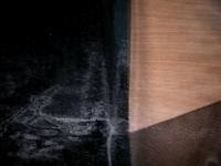 1m Charmeuse unelastisch schwarz Fb4000