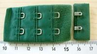 BH-Verschluss - trachten-grün