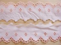 BW-Spitze in rein-weiß Fb2000 und rosa