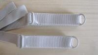 1 Paar fertige Träger in silber