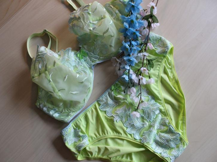 "Edles Dessousset aus ""Spring Green"" USP-774"