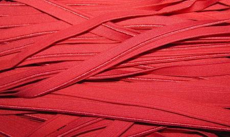 6m Paspelgummi in kirsch-rot Fb0504
