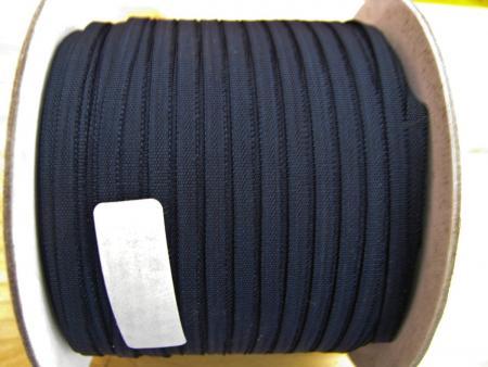 200m/1 Rolle Schleifchenband in nacht-blau Fb0821