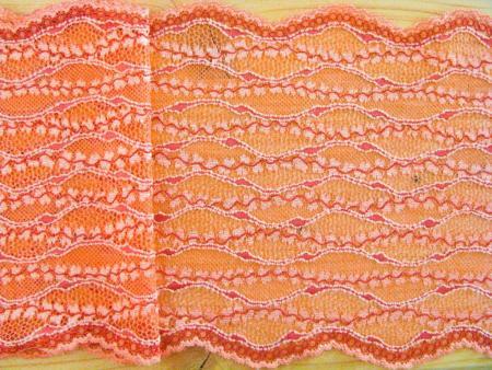 """1m elastische Spitze """"Waves of Terra"""""""