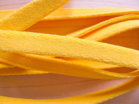 1m Bügelband in sonnen-gelb Fb0607