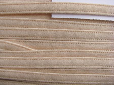 1m Bügelband in nude/hell-beige Fb0097