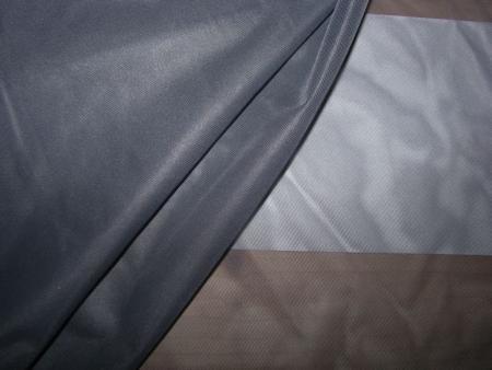 zarte Futter-Charmeuse in stahl-grau Fb0878