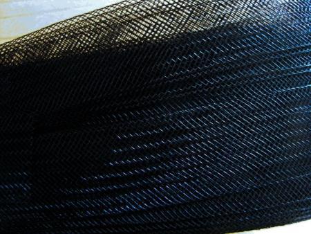 12m Crinoline - Versteifungsband in schwarz Fb4000