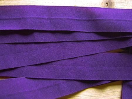6m Falzgummi/Einfassgummi in violett Fb0046 - 20mm