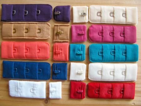 Sparset Nr.1 - 10 Stk. 1er BH-Verschlüsse in diversen Farben