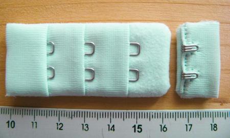 BH-Verschluss - in zartem mint Fb0407