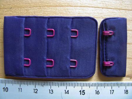 BH-Verschluss - violett Fb0046