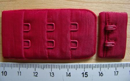 BH-Verschluss - in chianti-rot Fb0106 leicht beerig